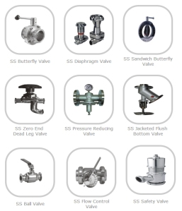Sanitary Valves Products Group